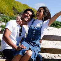 Liburan Jessica Iskandar dan Richard Kyle di Afrika Selatan. (Foto: instagram.com/inijedar)