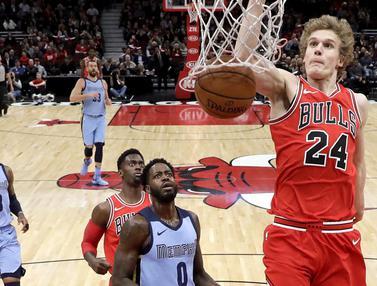 Chicago Bulls, Memphis Grizzlies, NBA