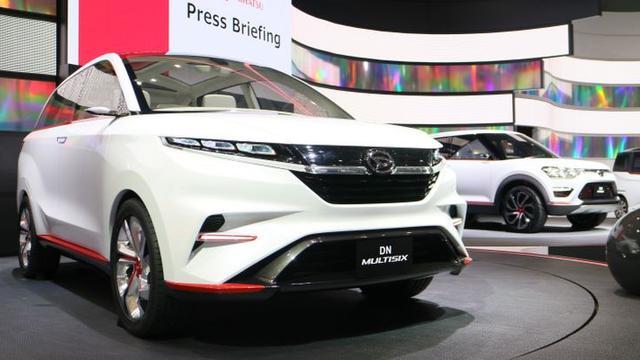 48 Modifikasi Mobil Xenia 2018 HD Terbaru