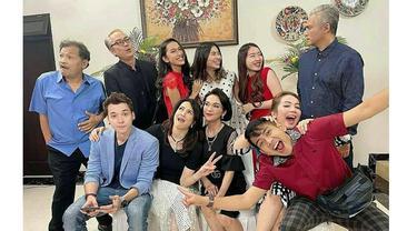 Jelang Episode Terakhir, Ini 6 Momen Perpisahan Pemeran Sinetron Anak Band