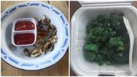 Penampakan makanan (Sumber: Instagram/ _sadfood)