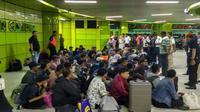 Ratusan orang jadi korban hoax lowongan kerja PT KAI (Foto: Dok KAI)
