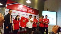 Persija resmi mengumumkan Indofood sebagai sponsor anyar untuk kompetisi lokal musim 2019 (Istimewa).