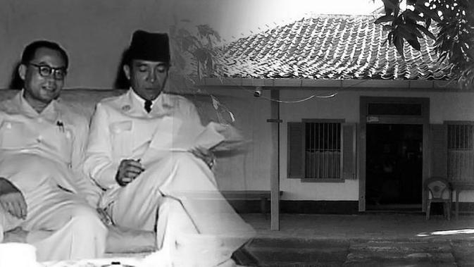 Kisah Bung Karno sebagai Arsitek dan Karya-karyanya yang Tersisa
