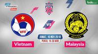 Piala AFF 2018 Vietnam Vs Malaysia (Bola.com/Adreanus Titus)