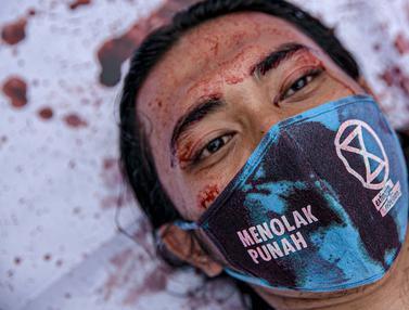 Aktivis Desak Jokowi Deklarasikan Darurat Iklim