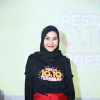Zaskia Adya Mecca (Nurwahyunan/Fimela.com)