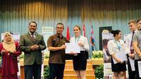 Kejuaraan International College Students' Barista 2019. foto: istimewa