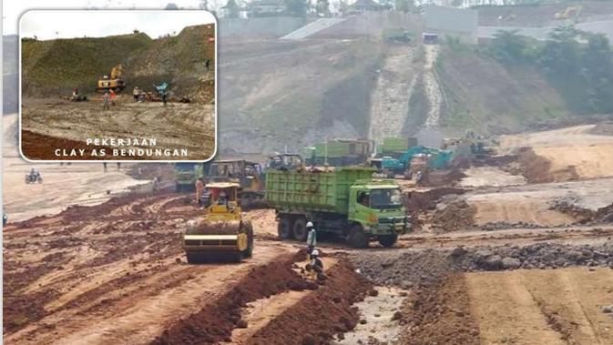 Bendungan Gondang Akan Suplai 4.680 Hektare Irigasi Di
