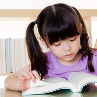 Anak membaca/copyright: shutterstock