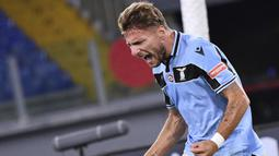 1. Ciro Immobile (Lazio) - 34 gol. (Alfredo Falcone/LaPresse via AP)