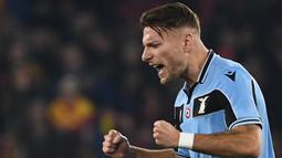 1. Ciro Immobile (Lazio) : 29 gol. (AFP/Vincenzo Pinto)