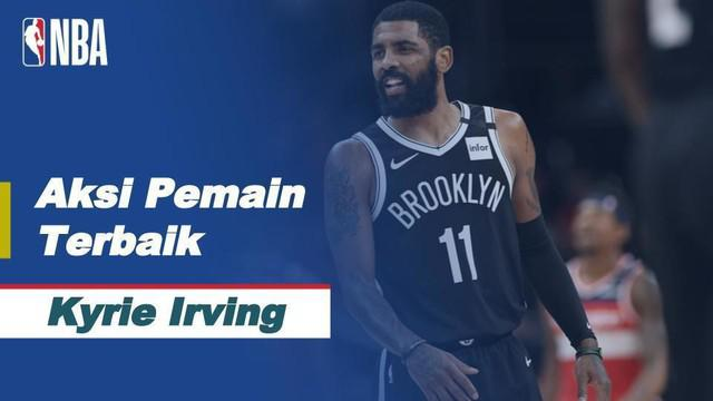 Berita video, Kyle Irving cetak 37 poin saat Brooklyn Nets kalahkan Boston Celtics di NBA, Sabtu (26/12/20)