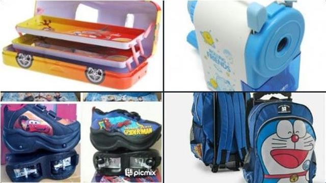 6 Starter Pack Anak Zaman Dahulu Ini Bikin Nostalgia