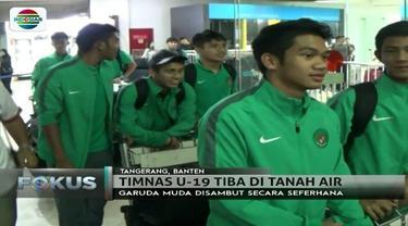 Raih peringkat ketiga di Piala AFF U-18 Myanmar, pemain Timnas Indonesia fokus pada kualifikasi Piala Asia U-19 2018 pada Oktober mendatang.