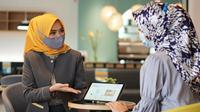 PT Bank Syariah Indonesia Tbk menggelar Ramadhan Fest (dok: BSI)