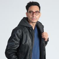Darius Sinathrya, pemain film Asih. (Bambang E. Ros/Fimela.com)