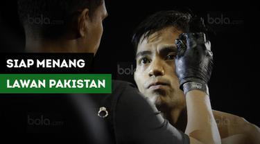 Petarung Indonesia, Stefer Rahardian bertekad mempertahankan rekor kemenangan saat bertemu petarung Pakistan di One Championship.