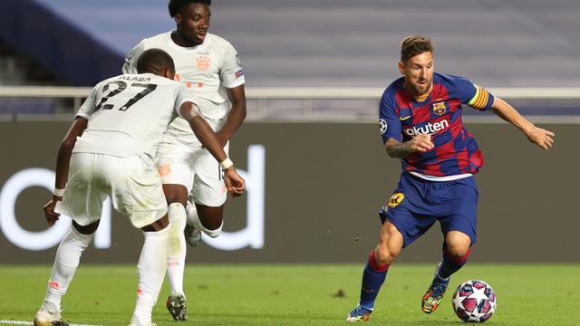 15 Olok Olokan Lucu Untuk Lionel Messi Yang Tampil Loyo Saat Barcelona Dibantai Bayern Munchen Dunia Bola Com