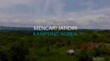 Mencari Jati Diri Kampung Korea