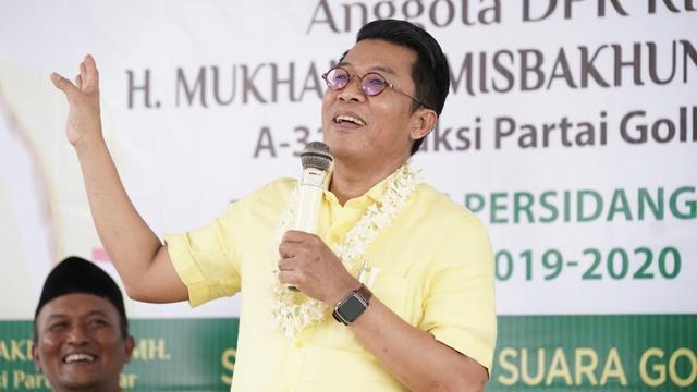 Misbakhun Ajak Konstituen Jauhi Investasi Bodong News Liputan6 Com