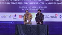 Pupuk Indonesia Serahkan Ruang Training Center Kampus ITS Surabaya