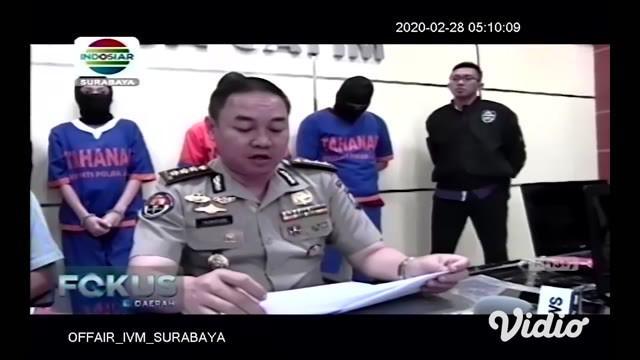 Kepolisian Daerah Jawa Timur (Polda Jatim) menangkap seorang tersangka baru yang terlibat dalam kasus dugaan carding atau pembobolan kartu kredit setelah menahan tiga tersangka.