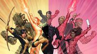 New Mutants yang merupakan bagian dari kisah X-Men. (ignimgs.com)