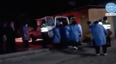 Sembilan orang tewas setelah konsumsi makanan berbahan daging dan minuman fermentasi jagung di Peru.