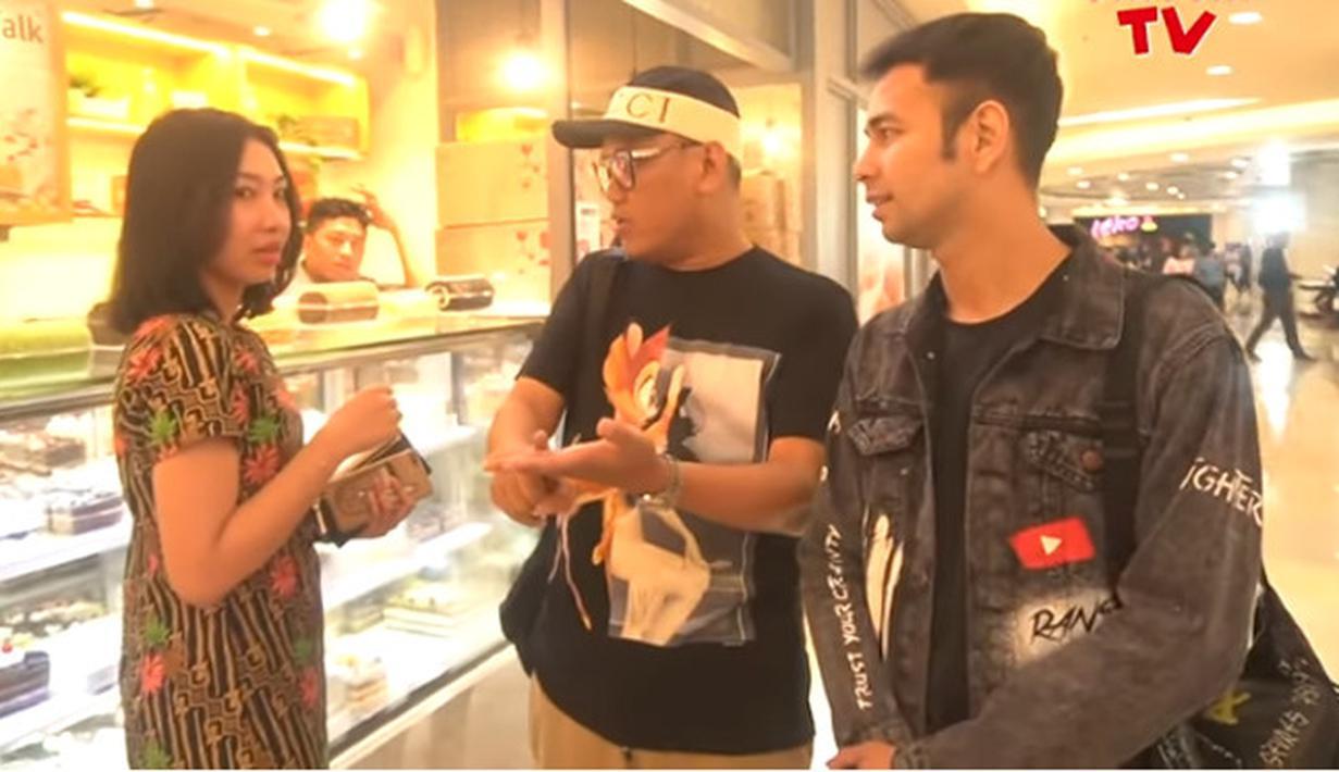 Raffi Ahmad (YouTube/Uya Kuta TV)