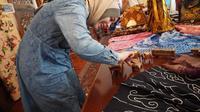 Dharma Wanita Lakukan Diplomasi Batik dan Kuliner, untuk rayakan hari batik nasional (Liputan6.com/KBRI Ankara)