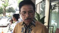Menkominfo Johnny G. Plate. Merdeka.com/Yayu Agustini Rahayu Achmud