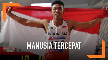Lalu Muhammad Zohri kembali membuat harum nama Indonesia. Ia memecahkan rekor lari 100 meter untuk tingkat Asia Tenggara.