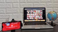 Telkomsel menghadirkan bantuan kuota terjangkau untuk mendukung pendidikan di perguruan tinggi (Foto: Telkomsel)