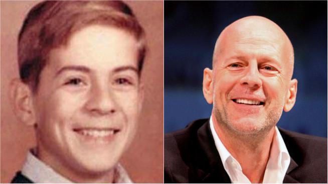 Bruce Willis. (Sumber Pinterest dan Wikimedia Commons)