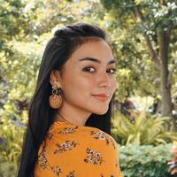 Citra Kirana bersyukur terlahir di keluarga sederhana. (instagram/citraciki)
