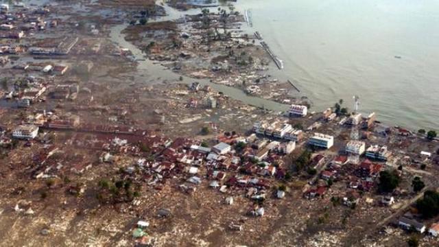 Warga Aceh Gelar acara zikir bersama peringati 12 tahun bencana tsunami Aceh