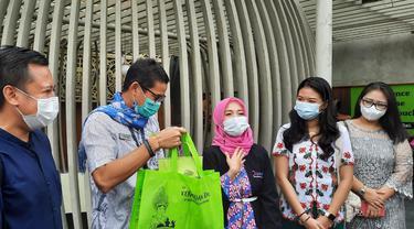 Menparekraf Sandiaga Salahuddin Uno di Bali