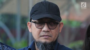 Kasus Teror Air Keras, Penyidik Polri Periksa Novel Baswedan