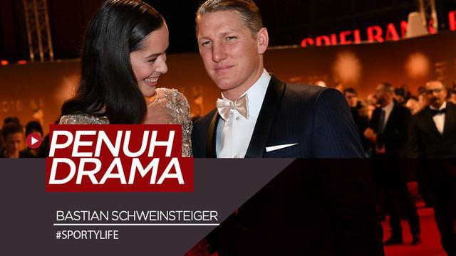 Berita video Bastian Schweinsteiger dan kisah percintaannya yang penuh drama sebelum dirinya pensiun dari dunia sepak bola.