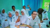 Ilustrasi Perawat RSUD CND Meulaboh. (Liputan6.com/Rino Abonita)