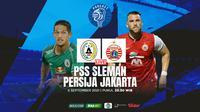 Podcast BRI Liga 1 - PSS Sleman Vs Persija Jakarta (Bola.com/Adreanus Titus)