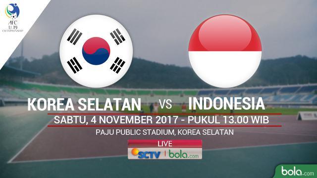 Korea Selatan Vs Indonesia_