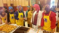 Sebagai bagian dari rangkaian acara May Day Festival, Kementerian Ketenagakerjaan (Kemnaker) mengadakan demo masak.