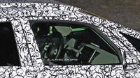 Penampakan interior Honda Jazz terbaru. (Carscoops)