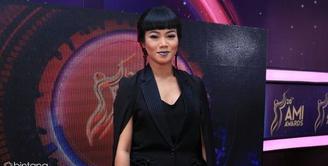 Di Ajang penghargaan Anugerah Musik Indonesia atau AMI Awards 2017 membuat Yura Yunita merasa takjub.