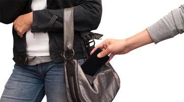 Cegah Pencurian, Ponsel Akan Dilengkapi Fitur Anti-Maling