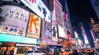 Ilustrasi Teater Broadway. (Dok. Denys Nevozhai/Unsplash)