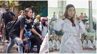 Ma Kyal Sin, mahasiswi tewas saat demo kudeta Myanmar (Sumber: Twitter/meemalee)