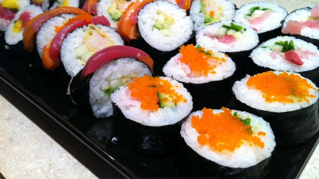 Sushi Belum Tentu Menyehatkan Health Liputan6 Com